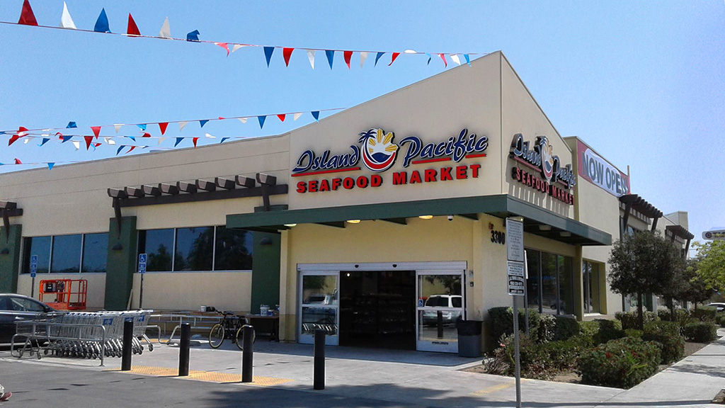 Island Pacific Supermarket Long Beach Ca